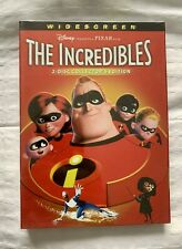 The Incredibles (Disney, DVD, 2004) ~~AWESOME SALE! ~~