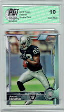 Amari Cooper 2015 Topps Football #451 Dallas Cowboys Rookie Card PGI 10