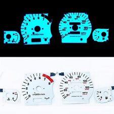 《BAR Autotech》 Tach EL Glow Gauge Cluster For Nissan 240SX SE S14 95-96 MPH