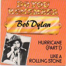 "M 7"" VINYL DUTCH PRESSING BOB DYLAN Hurricane (Part 1) Like A Rolling Stone 2351"