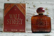 WALL STREET von Victor, 25 ml Eau de Toilette mit Box