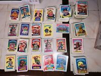 LOT OF 20 3rd & 4th ORIGINAL SERIES 3 & 4 GARBAGE PAIL KIDS 1986 OS3 OS4 GPK