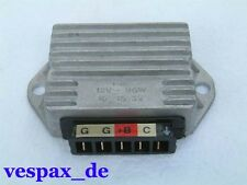 Vespa Spannungsregler Regler 5 Anschlüsse 12V - PX Cosa T5 PK 50 80 125 200 NEU