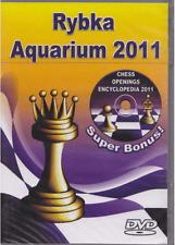 Rybka Aquarium 2011 (DVD). NEW CHESS SOFTWARE