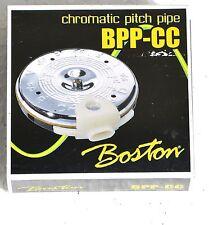 Chromatische Stimmpfeife Pitchpipe Boston CC gestimmt