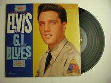 ELVIS PRESLEY GI BLUES LPM-2256 Mono