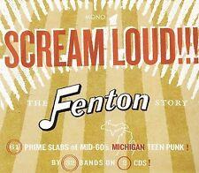 Scream Loud!! The Fenton Story by Various Artists UK 2 CD set