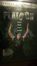 PLATOON WIDESCREEN DVD Charlie Sheen, Oliver Stone