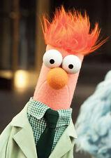 Beaker Muppet Fantastic Colour Poster