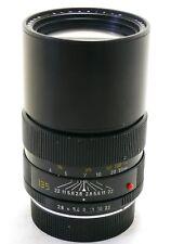 Leica 135mm f/2.8 Elmarit-R 3-cam lens 11211 EXC+