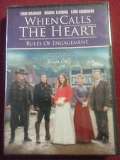 When Calls the Heart Season One DVD- Rules of Engagement- NEW! FREE SHIPPING!