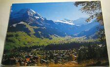Switzerland Adelboden Steghorn Lohner Wildstrubel 28931 - posted