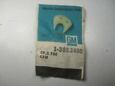 65-72 Corvette Chevy II Chevelle Chevrolet Carburetor Pump Cam Lever NOS 3852480