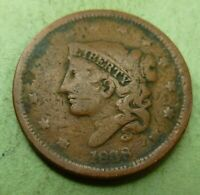 1838 Large Cent   #LC38-3