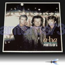 "A-HA ""HEADLINES AND DEADLINES"" RARE LP 1991 - MINT PARTIALLY SEALED"