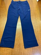 Greys Anatomy Women's Navy Blue scrub Pants- Size XS