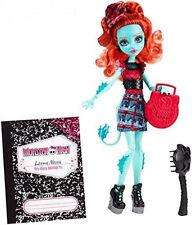 Monster High Lorna McNessie Schul Graustausch CDC36 Neu/ovp Puppe