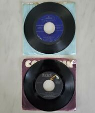 ELVIS PRESLEY Jailhouse Rock CHUCK BERRY Roll Over Beethoven Single Records