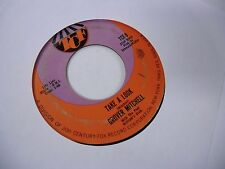 Grover Mitchell What Happened To You/Take A Look 45 RPM TCF Records VG
