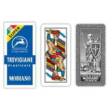 3282620-modiano- carte da Gioco Trevigiane 89/20 Super 300137