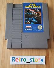 Nintendo NES F-15 Strike Eagle PAL