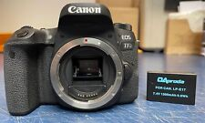 CANON EOS 77D 24.2MP DIGITAL SLR DSLR CAMERA BODY ONLY - UNKNOWN SHUTTER COUNT