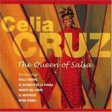 Celia Cruz Queen of salsa (20 tracks, 2006)  [CD]