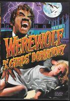 Werewolf in a Girls' Dormitory (DVD)