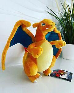 Charizard Pokemon Soft Plush Toy Cotton Stuffed Animal Children Plush Doll