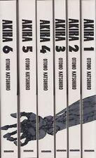 Soutennenshoku Akira Katsuhiro Otomo Manga Book 1 - 6 set 6book