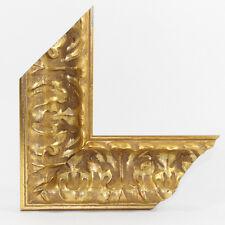 """bois cadre d'image baroque """" APTERA """" 28x76 et 76x28 cm anti-reflet verre d'ART"""