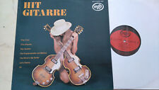 HIT GITARRE John Forst mit seinen Zaubergitarren MFP STEREO 70s LP