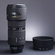Obiettivi zoom per fotografia e video Lunghezza focale 80-200mm