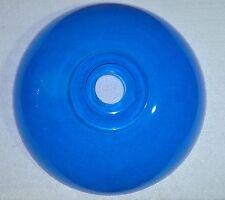 Lampenschirm 30cm Ersatzschirm Acryl E27  Fassung blau