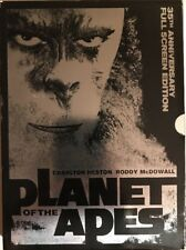 Dvd: Planet Of The Apes 35Th Anniversary Full Screen Edition