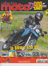 FASCICULE JOE BAR TEAM 78 BMW F 650 GS - YAMAHA 125 YZF R - HONDA MONKEY CZ 100