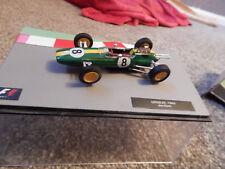 F1 LOTUS 25=1963 JIM CLARK SCALE 1.43