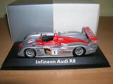 Minichamps Infineon Audi R8, 2002 Le Mans #1 , 1:43