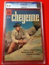 """CHEYENNE #13"" DELL COMICS 1959 WESTERN (CGC 4.0)"