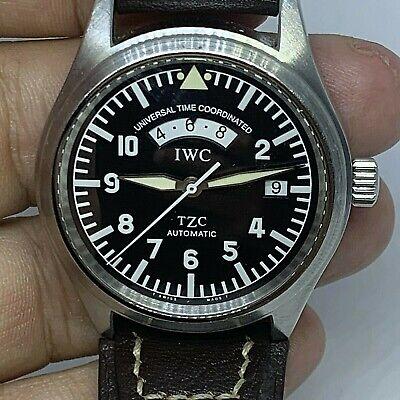 IWCUTC Pilot  Spitfire TZC AUTOMATIC 39 MM  Ref IW3251