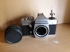 Praktica MTL 3 Camera with Pentacon Auto 1.8/50 Lens