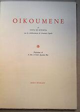 OIKOUMENE DI SCHIENA AGOSTINO BEA 1966 RELIGIONE