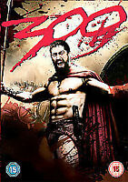 300 DVD As New & Sealed Rodrigo Santoro, Michael Fassbender, Andrew Pleavin