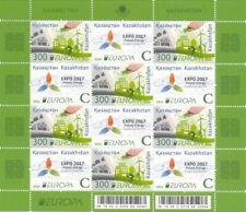 EUROPA CEPT 2016 THINK GREEN - KASACHSTAN 966-67 KLEINBOGEN ** - KAZAKHSTAN