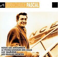 CD - JEAN CLAUDE PASCAL - L'essentiel