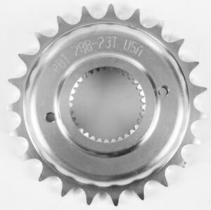 PBI 23 Tooth 1.06 Offset Transmission Sprocket Harley Bobber Chopper Custom