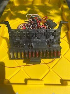 Alfa Romeo Spider Fusebox 88-94