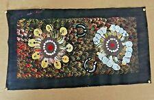Aboriginal Art - Original Authentic Australian - Acrylic on canvas - Unstretched