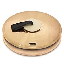"""More details for whd 16"""" professional marching / orchestral cymbals"""
