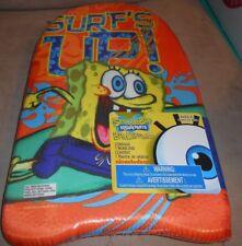 Nickelodeon SpongeBob SquarePants Kickboard - Ages 5+ Brand New, Sealed